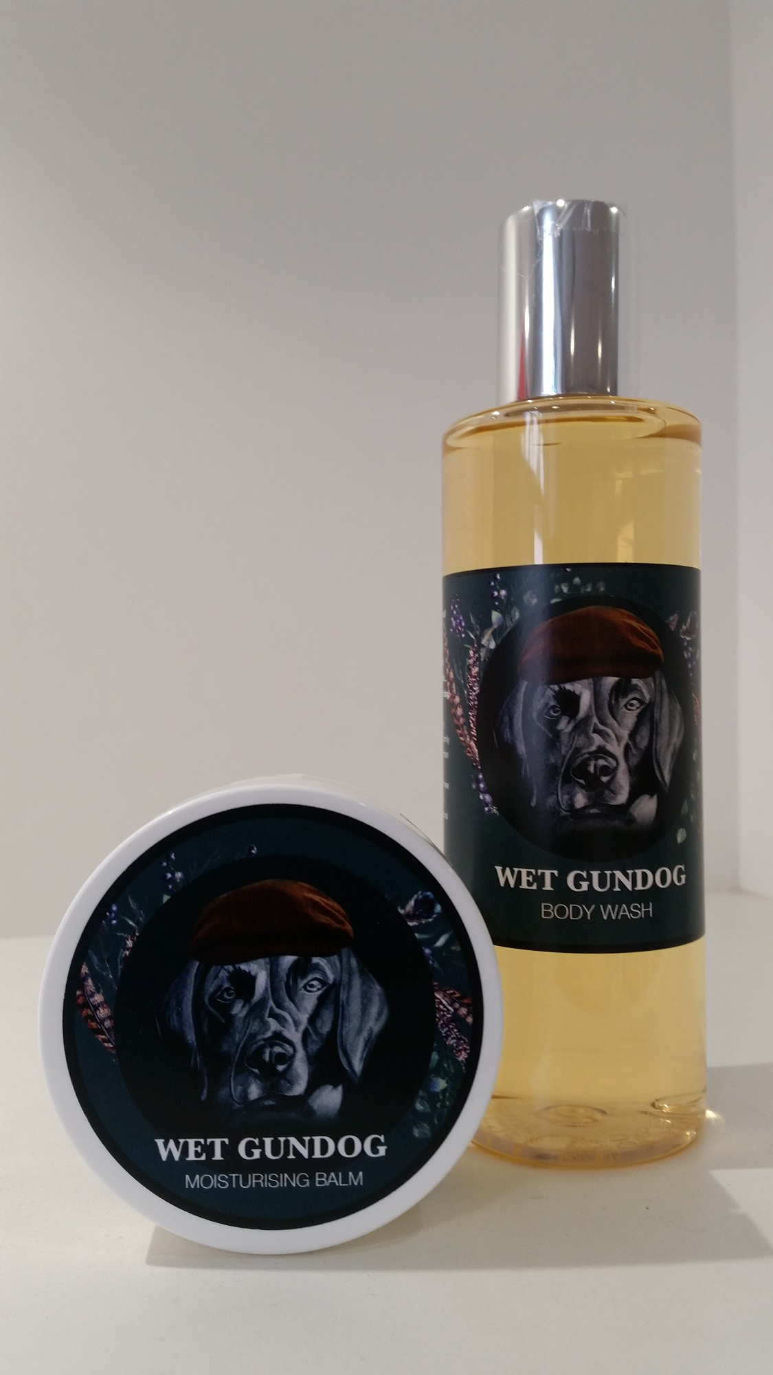 Wet Gundog products resize