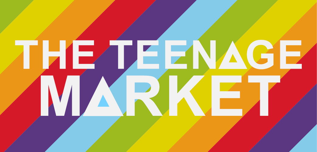 teenage market logo