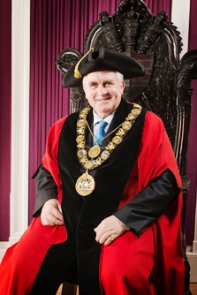 mayor mr collier