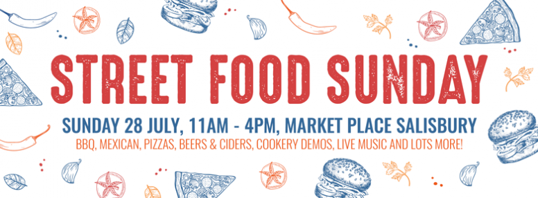 SCC Street Food Sunday 2019 Carousel Banner