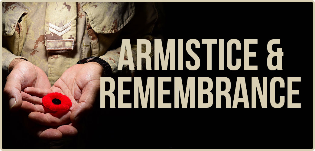 armistice and remembrnace