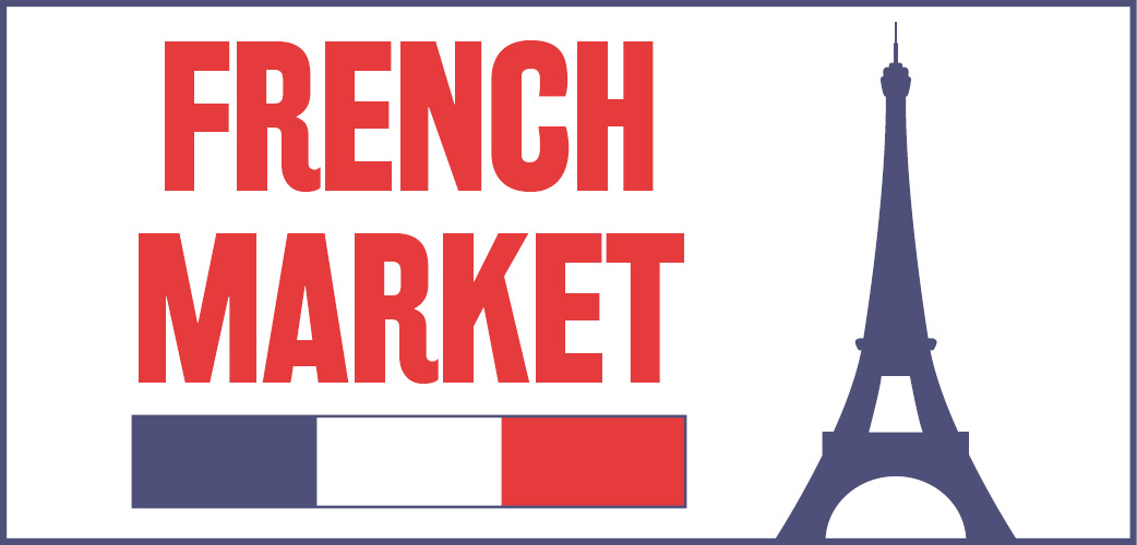 french market logo