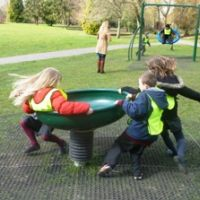 Churchill Gds New Playarea